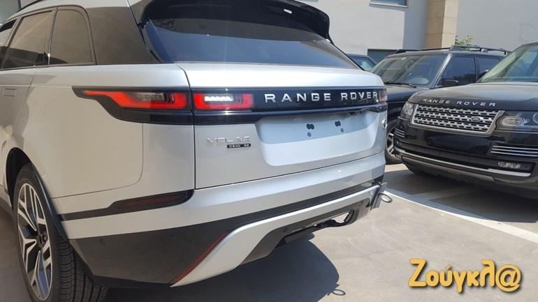 Καθαρόαιμο Range Rover...
