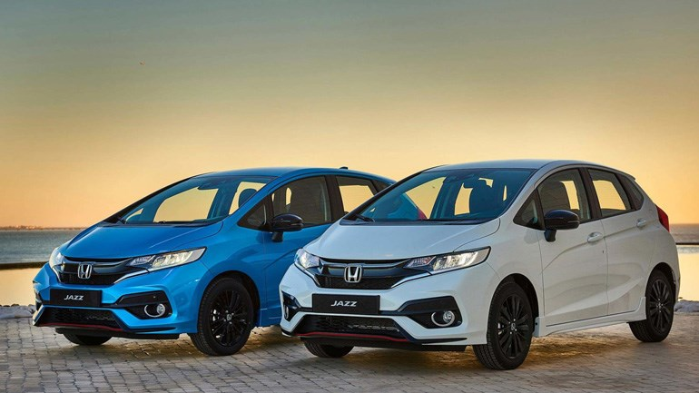 image - Φρεσκάρισμα για το Honda Jazz και νέος κινητήρας 1.500 κ.εκ.