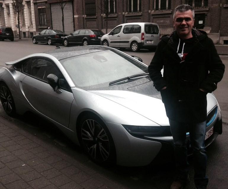 Τυχερός μέσα στην ατυχία του στάθηκε ο οδηγός αγώνων Δημήτρης Ευθυμιάδης που έδωσε αγώνα δρόμου για να βρει το αγαπημένο του αυτοκίνητο