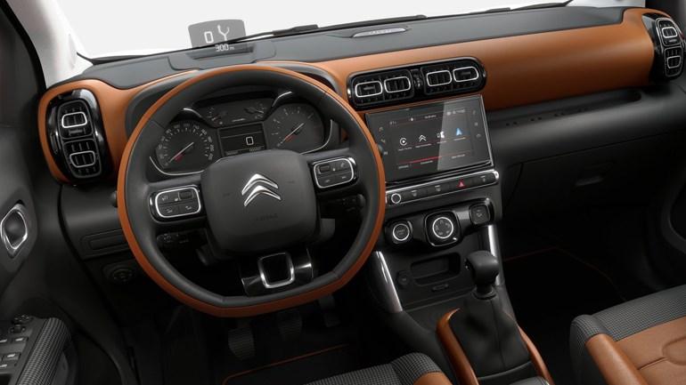 image - Τον Νοέμβριο στην Ελλάδα το νέο Citroen C3 Aircross