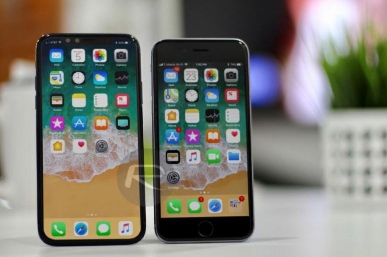 Δίπλα στο iPhone 6s