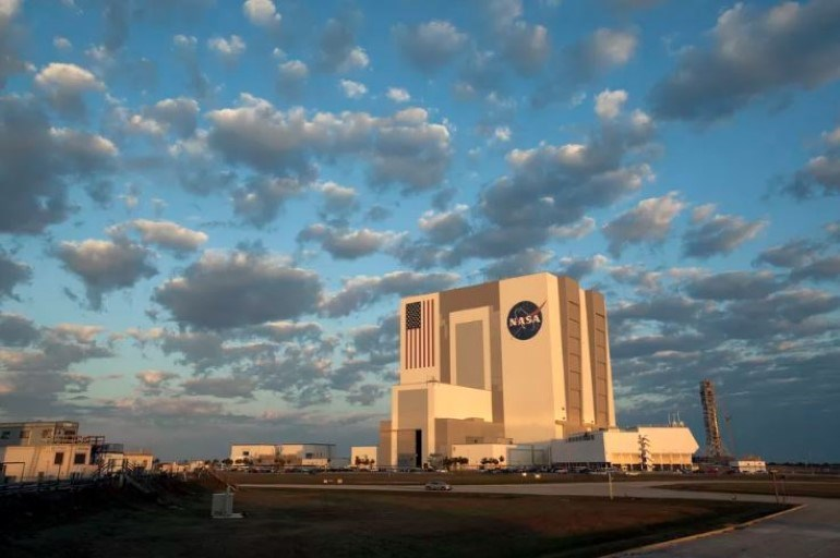 To Vertical Assembly Building της NASA στο KSC