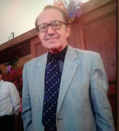 Ο Αναπληρωτής Καθηγητής στο Πανεπιστήμιο Μπαχτσέ-σεχίρ της Κωνσταντινούπολης, Βύρων Ματαράγκας