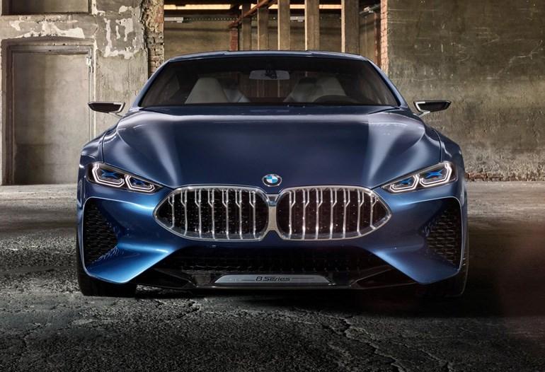 Το ολοκαίνουργιο σπορ 8 Series Coupe θα έρθει στην Ελλά το Νοέμβριο του 2018