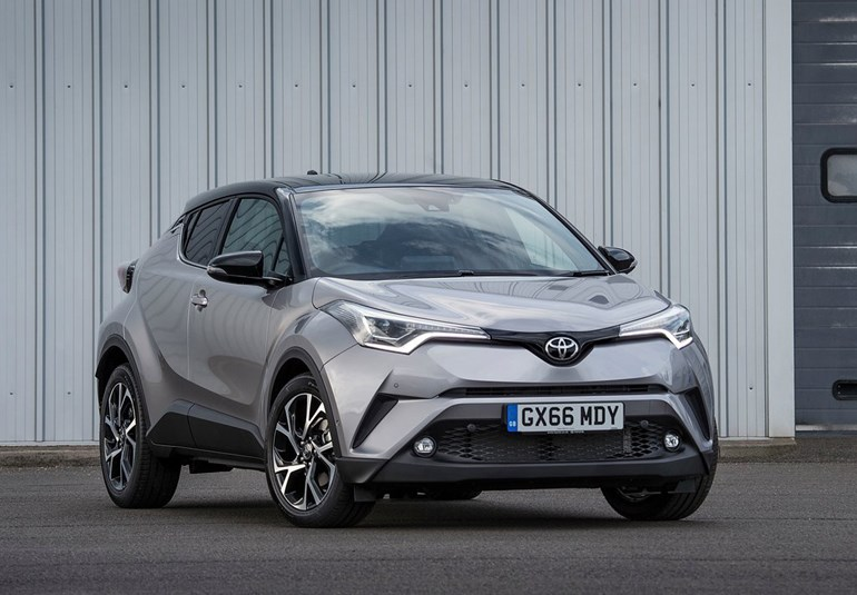 To Toyota C-HR