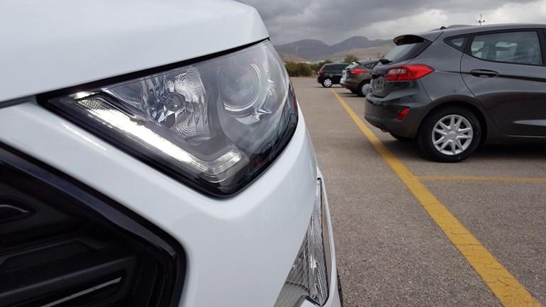 Φώτα ημέρας τεχνολογίας LED