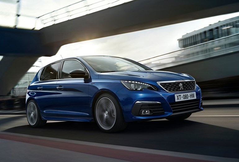 To Peugeot 308