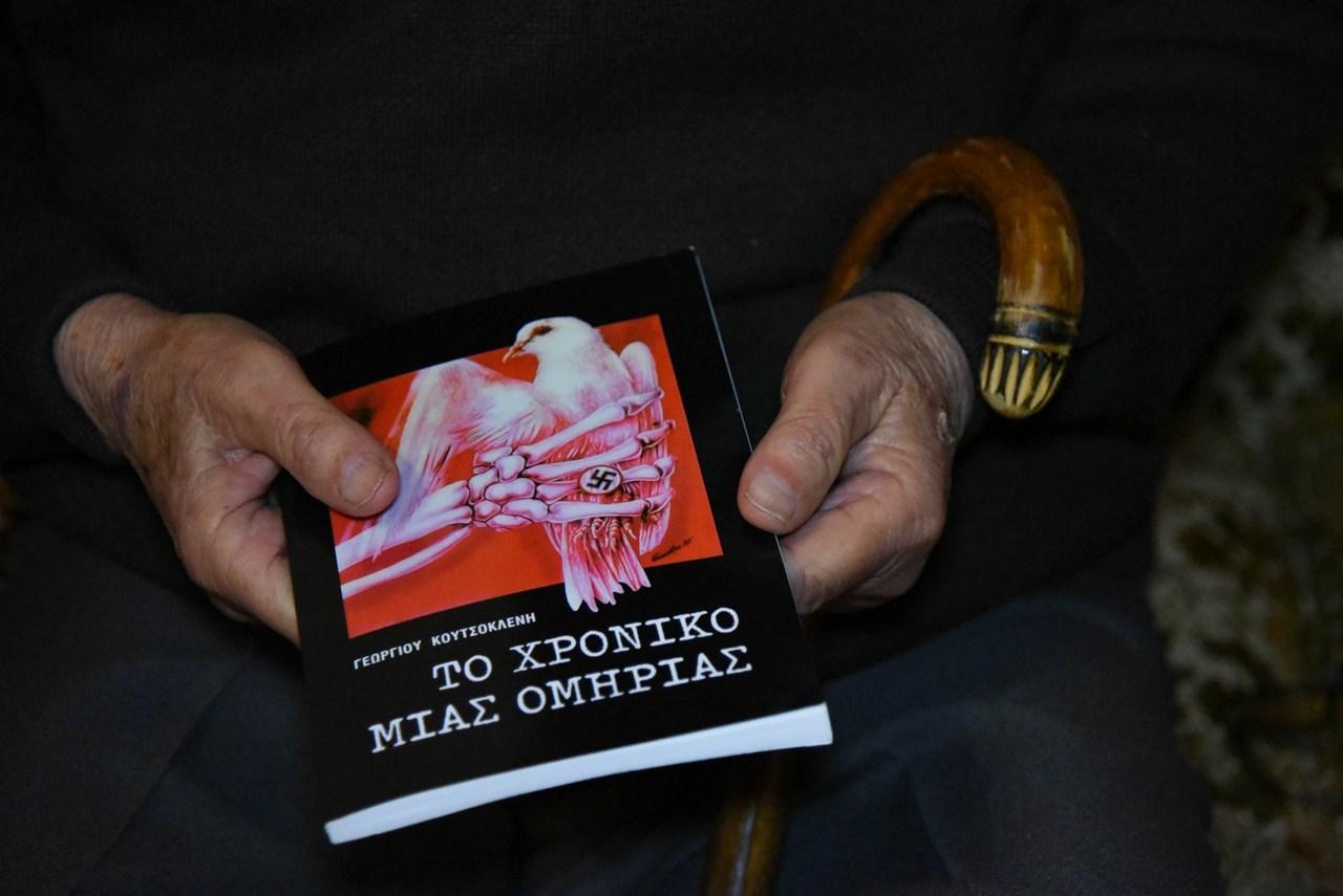 Το βιβλίο στο οποίο περιγράφεται η ομηρία του Στάθη Ασημακόπουλου