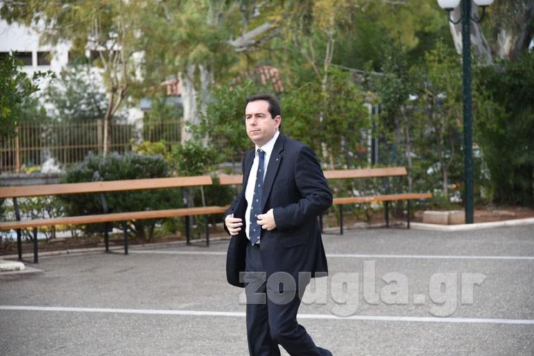 Νότης Μηταράκης, βουλευτής Χίου της ΝΔ