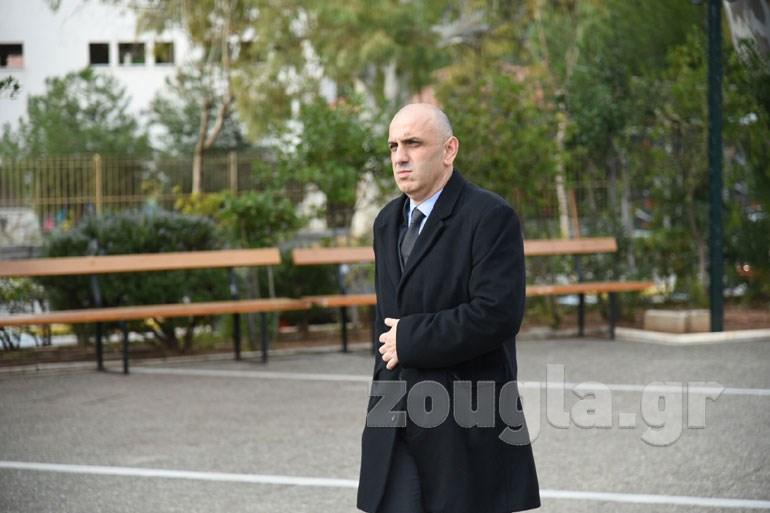 O δημοσιογράφος Μανώλης Κωστίδης
