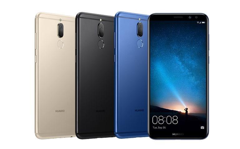 Huawei Mate 10 lite στα 299€!