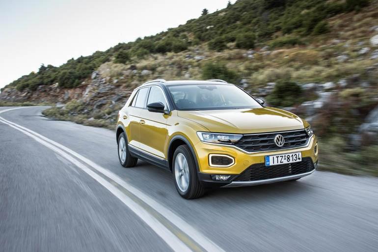Τρίτη θέση στο σύνολο των πωλήσεων για την VW