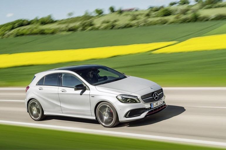 H Mercedes έπιασε την πρώτιά σε δύο νομούς (Γρεβενών και Ξάνθης)