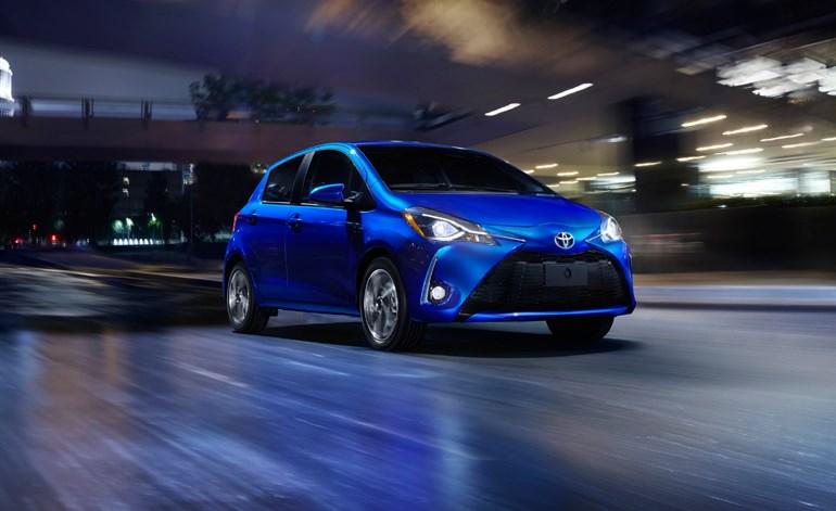 H Toyota βρέθηκε στην κορυφή των πωλήσεων το 2017