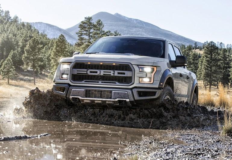 To Ford F-Series διατήρησε την 1η θέση και το 2017 σαρώνοντας σε πωλήσεις στην αγορά της Αμερικής