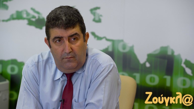 Ο Ταξίαρχος Γιώργος Παπαπροδρόμου, Επικεφαλής της Διεύθυνσης Δίωξης Ηλεκτρονικού Εγκλήματος