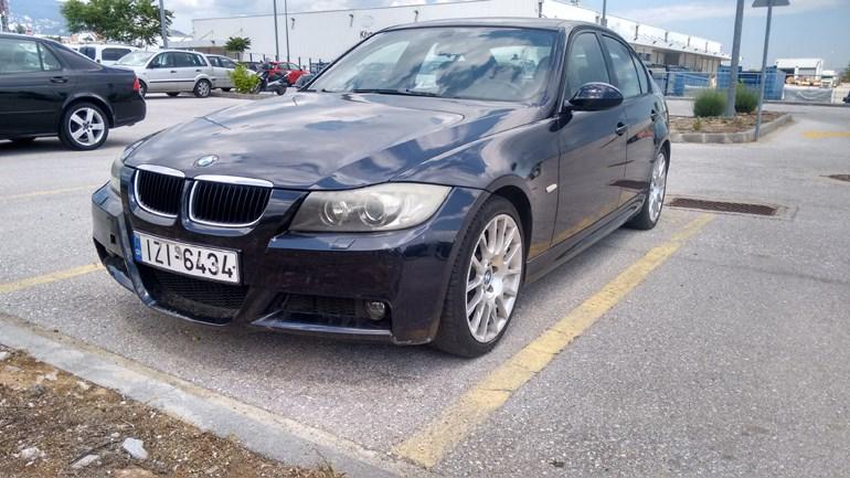 BMW 320 με τιμή εκκίνησης τα 3.500 ευρώ