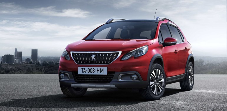 To Peugeot 2008