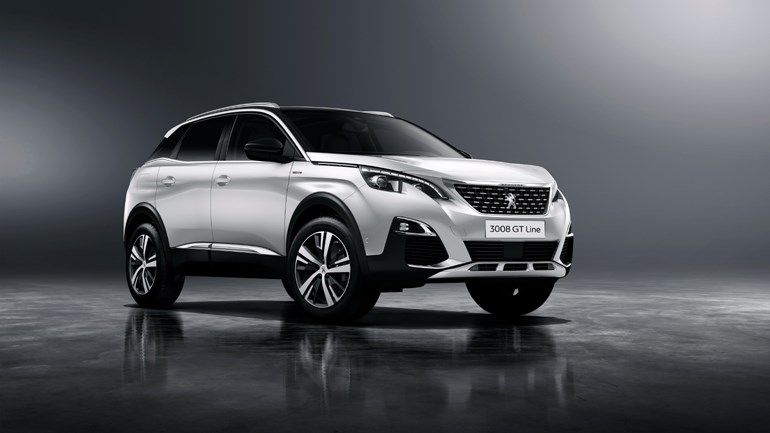 To Peugeot 3008
