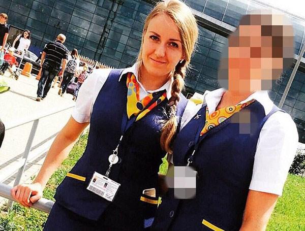 Η 21χρονη αεροσυνοδός Βικτόρια Κοβάλ