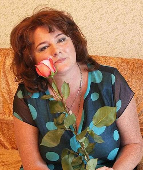 Η 52χρονη γιατρός Lyudmila Kovchuga