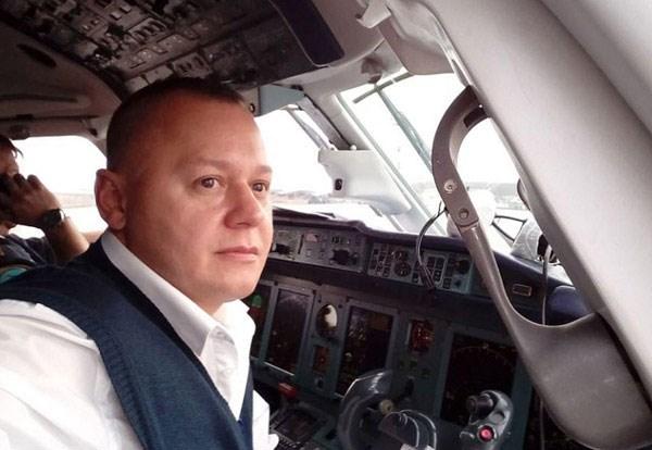 Ο 34χρονος συγκυβερνήτης Σεργκέι Γκαμπαριάν