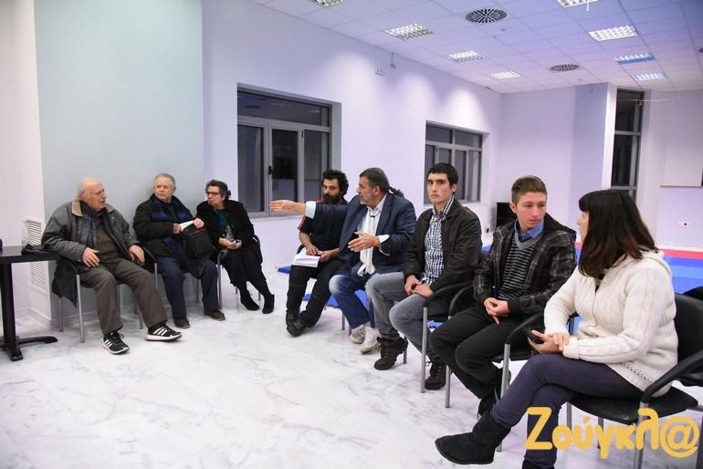 Πολίτες του Γραμματικού καταθέτουν τις απόψεις τους στον φακό του zougla.gr