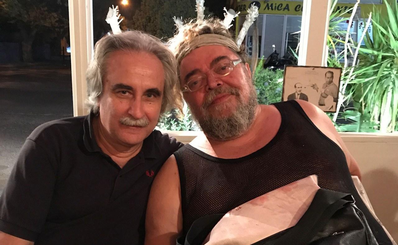 Μια φιλία 45 ετών συνεχίζεται