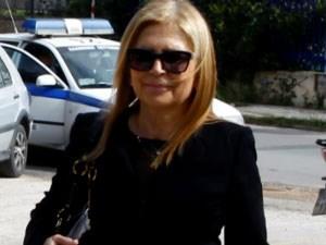 H νομική εκπρόσωπος της ΑΕΚ, Έλλη Ρίζου