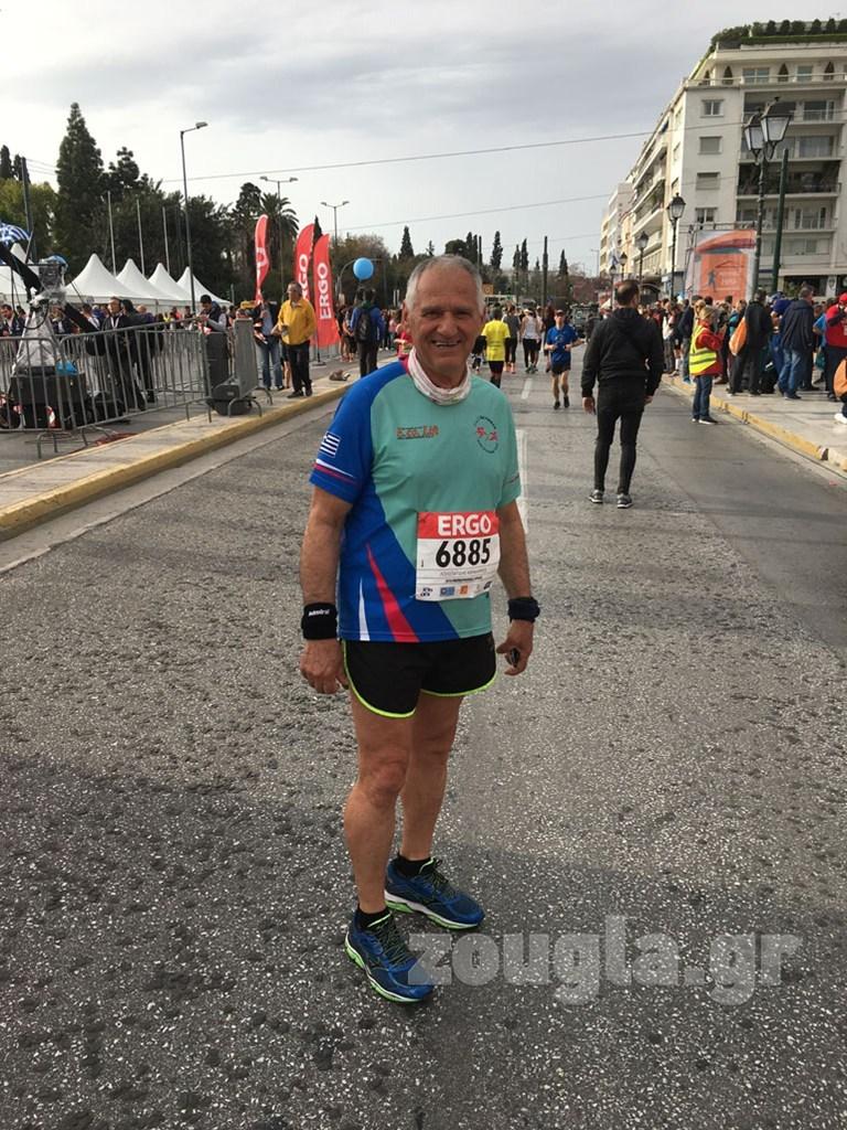 Ξεκίνησε 7ος Ημιμαραθώνιος της Αθήνας Image