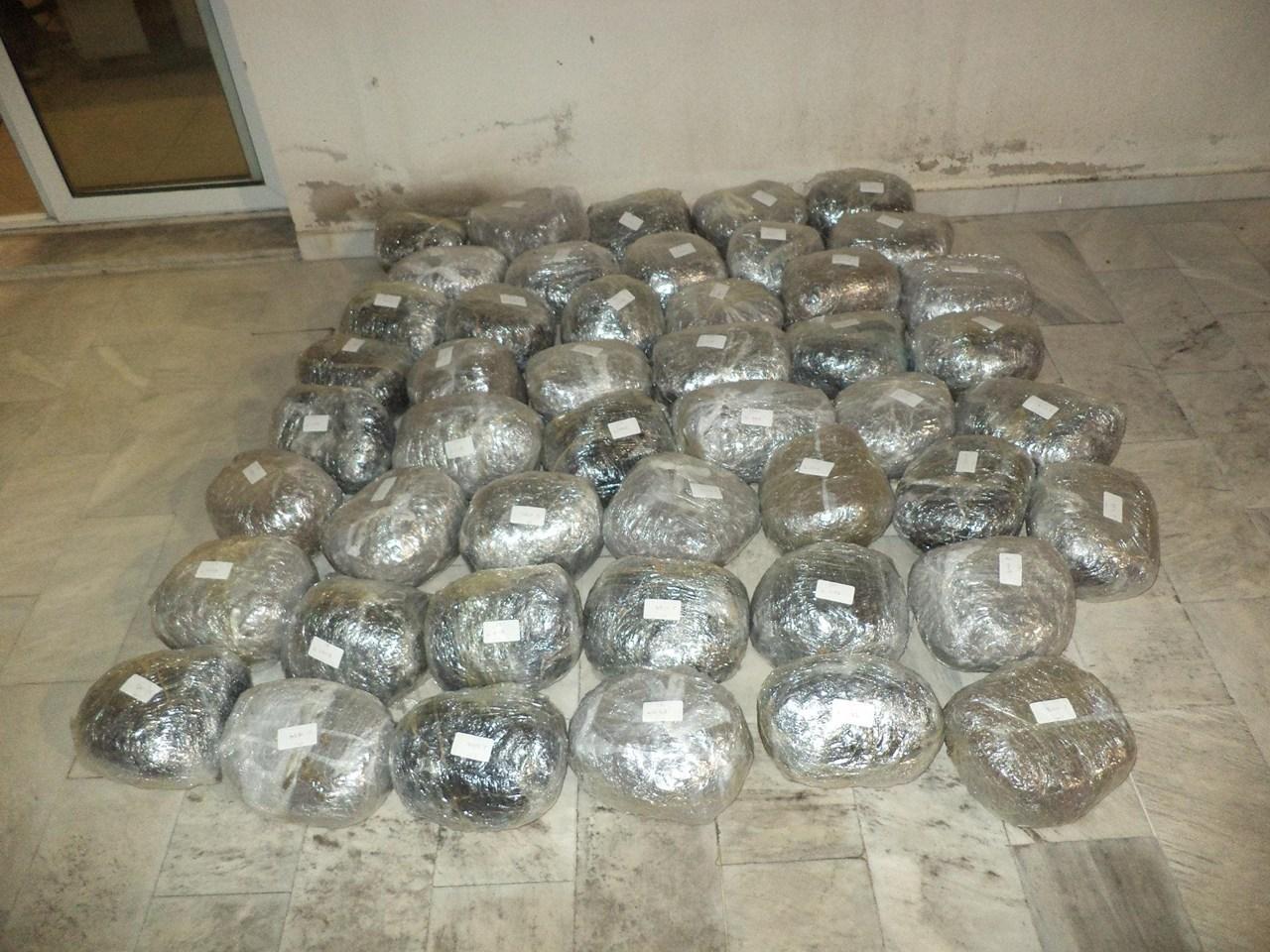 Συνελήφθησαν πέντε Σκοπιανοί στη Φλώρινα για εισαγωγή ναρκωτικών  Image