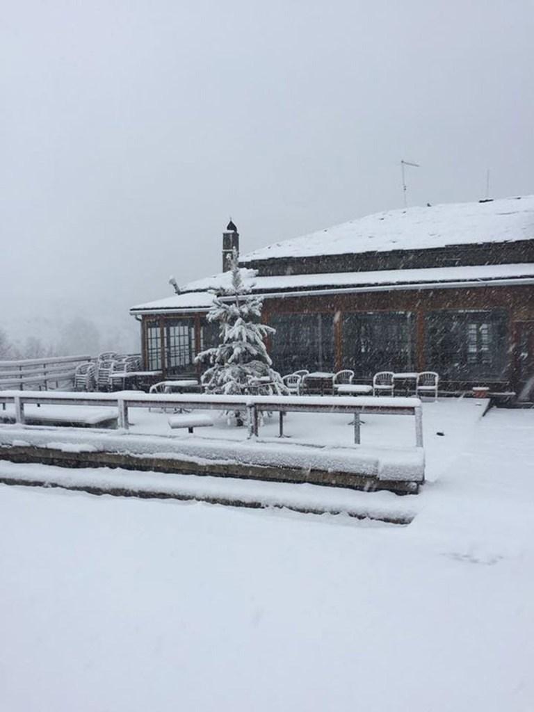 Το «έστρωσε» σε Μέτσοβο, Τζουμέρκα και Κόνιτσα Image