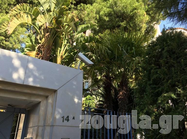 Ληστές εισέβαλλαν στο σπίτι του Πανταζή στη Βουλιαγμένη Image