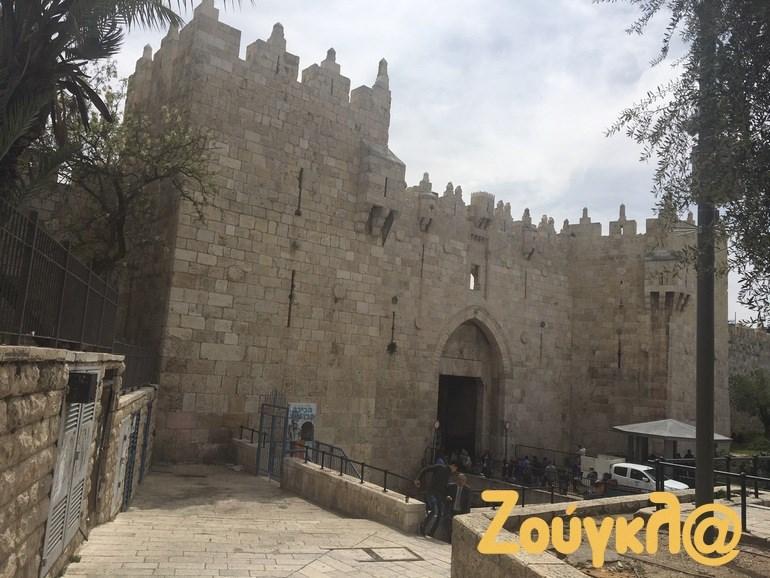 Ξεναγηθείτε στην Παλαιά Πόλη των Ιεροσολύμων μέσα από τον φακό του zougla.gr