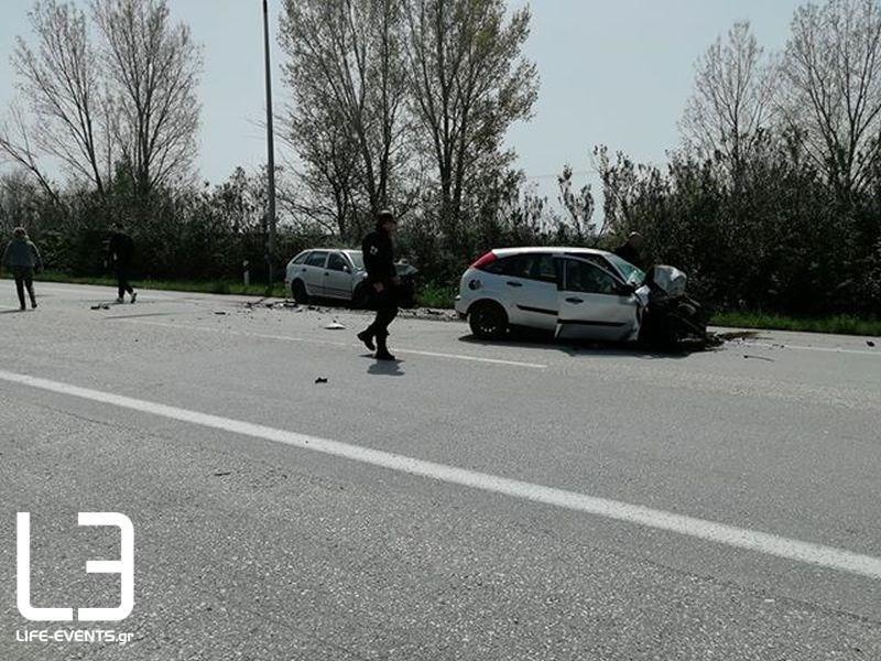 Θανατηφόρο τροχαίο στην Θεσσαλονίκης Ευζώνων – Ένας νεκρός Image