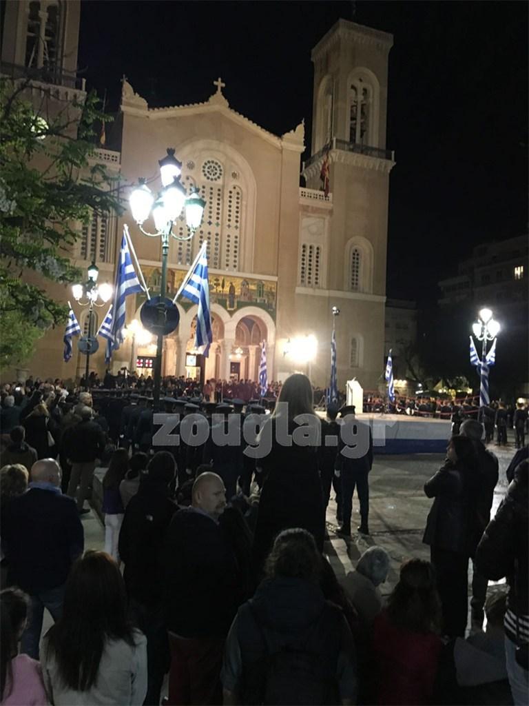 Η Ακολουθία της Αναστάσεως στη Μητρόπολη Αθηνών Image