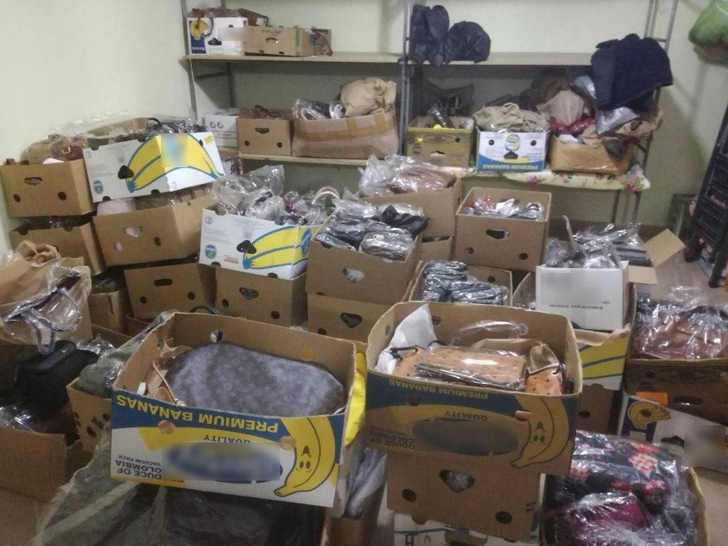 Χιλιάδες «μαϊμού» προϊόντα είχαν προορισμό την αγορά της Θράκης Image