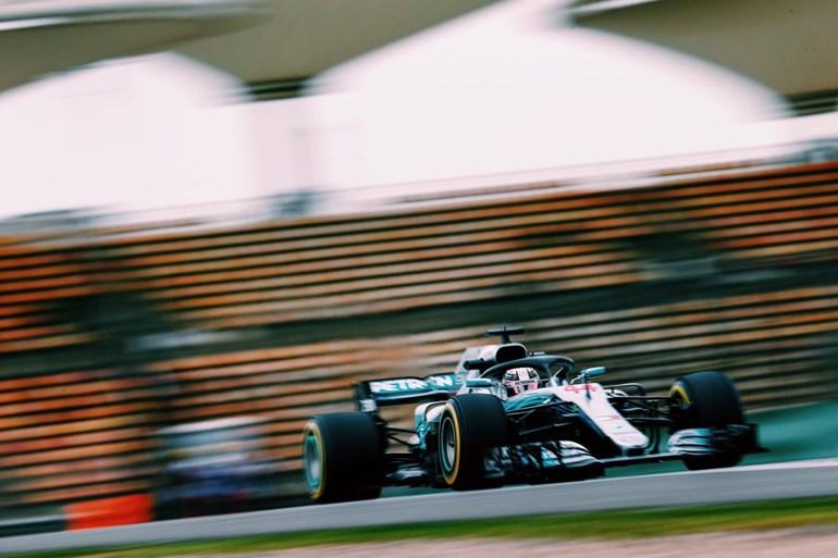 Από τις θέσεις 3-4 θα εκκινήσουν οι πιλότοι της Mercedes
