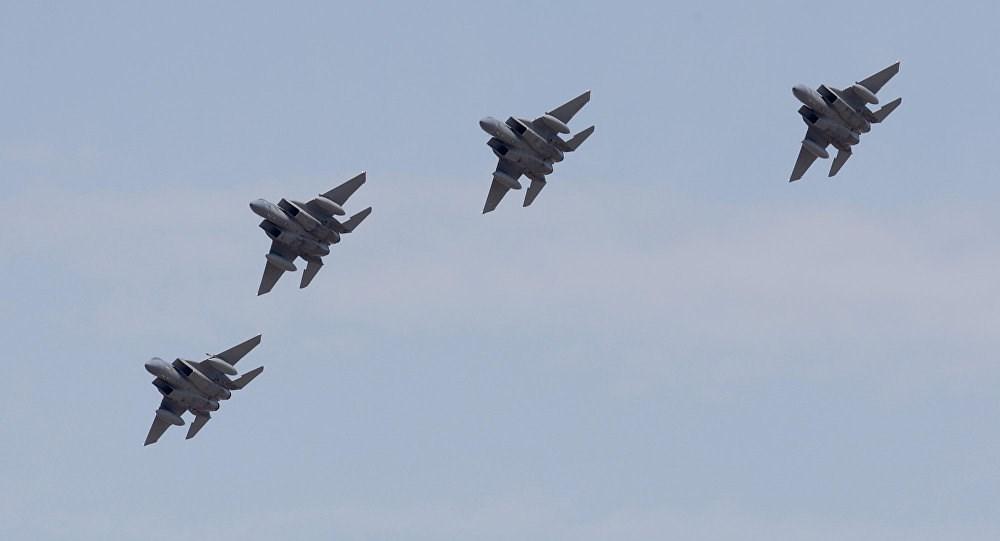 Ισραηλινά μαχητικά F-15 ισοπέδωσαν μια στρατιωτική βάση υψηλής τεχνολογίας στη Χομς, επανδρωμένη με Ιρανούς Φρουρούς της Επανάστασης