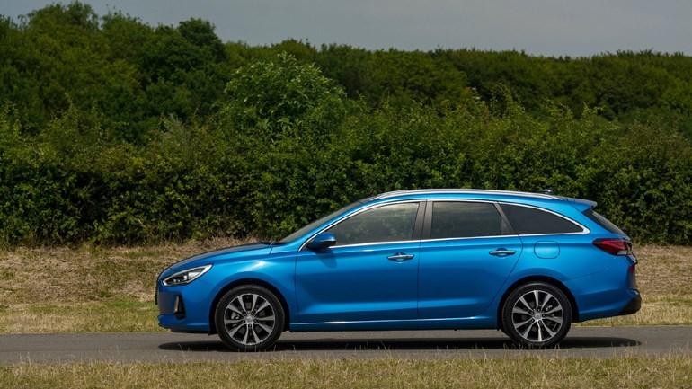 Το Hyundai i30 Tourer