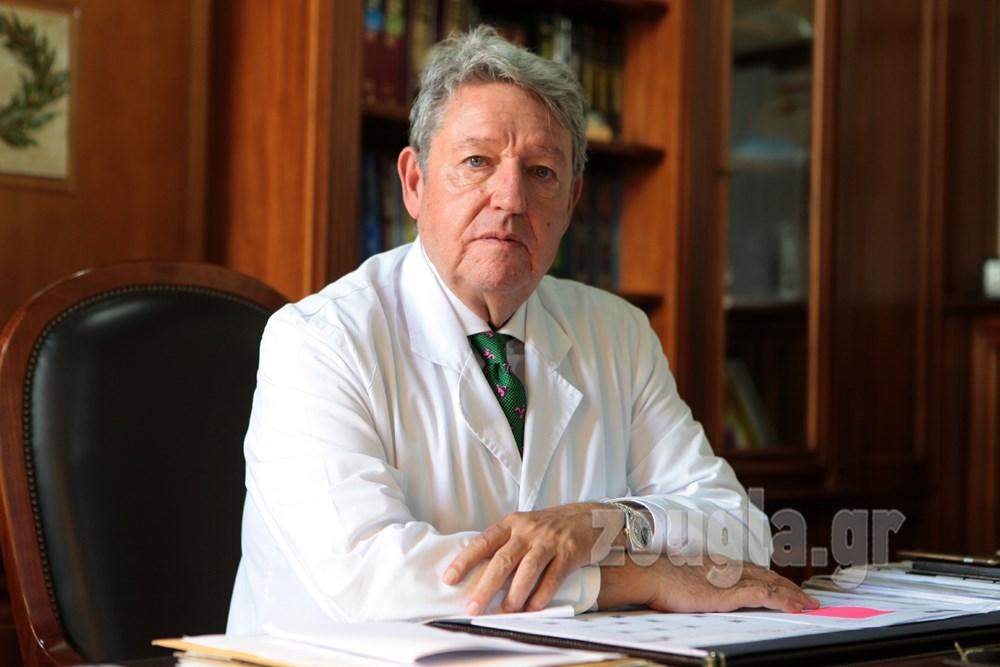 Δημήτρης Ρηγόπουλος (καθηγητής δερματολογίας)
