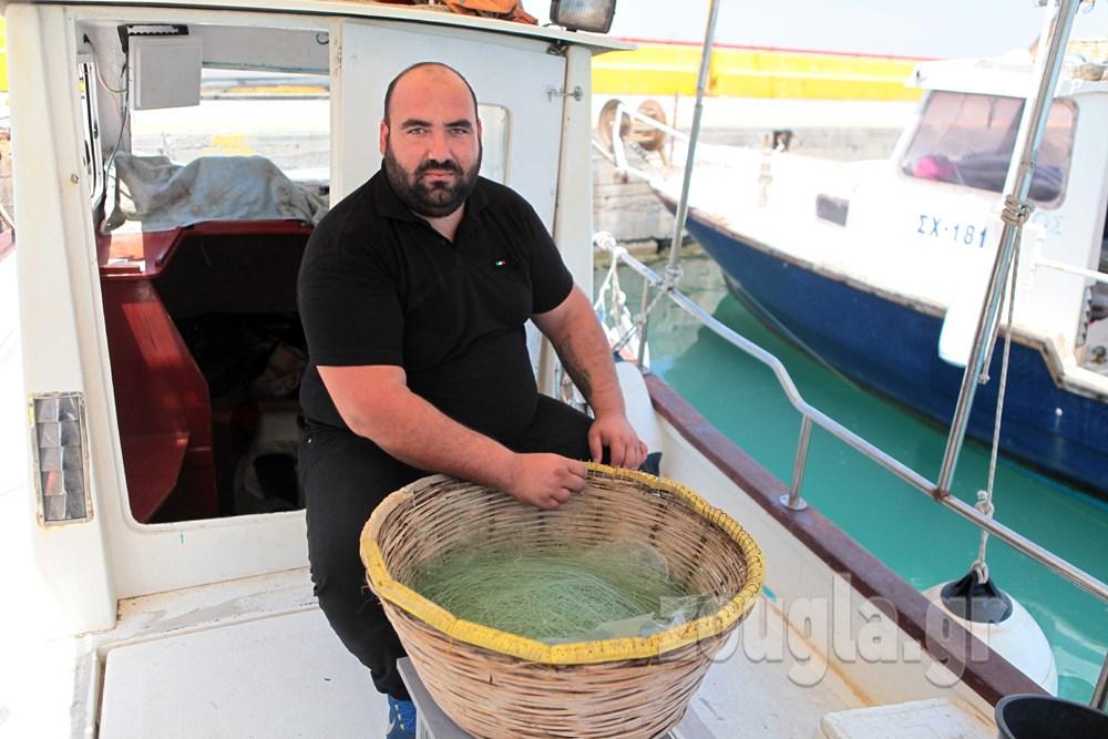Αλέξανδρος Τσαγκαράκης (ψαράς)