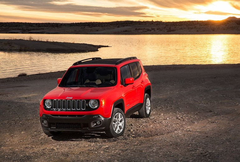 Το Jeep Renegade