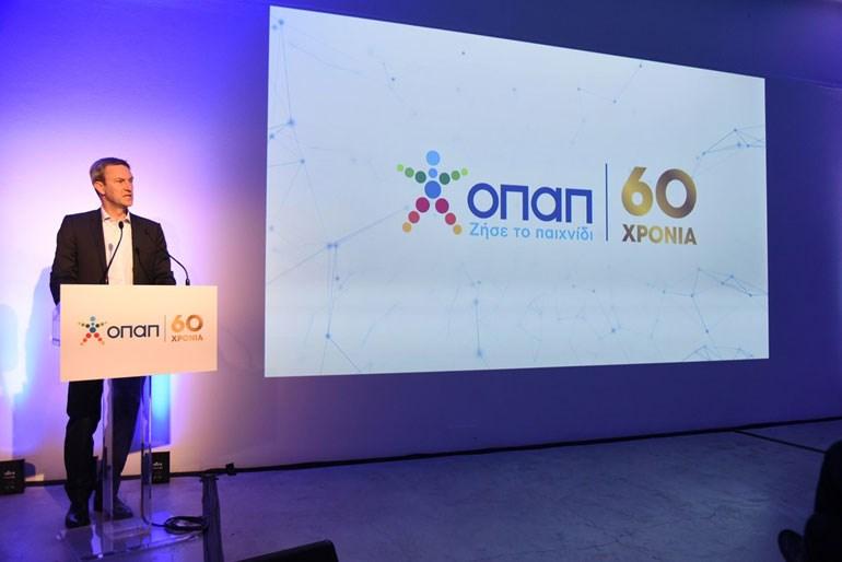 O Ντάμιαν Κόουπ, Διευθύνων Σύμβουλος ΟΠΑΠ, μιλά για τα 60 Χρόνια ΟΠΑΠ και το νέο χορηγικό πρόγραμμα «OPAP Champions»
