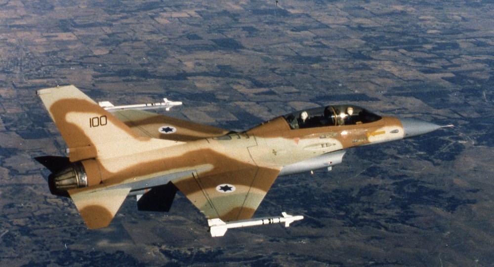 Την στιγμή που το ρωσικό κατασκοπευτικό εξαφανίστηκε επιχειρούσαν και 4 ισραηλινά F-16
