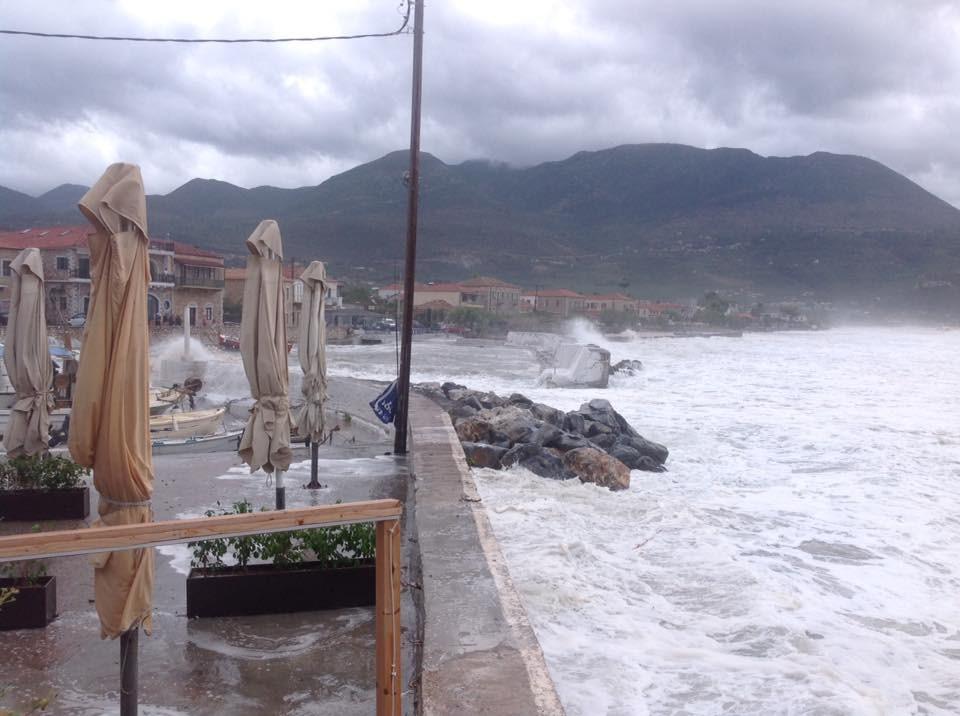 Άγιος Νικόλαος - Μάνη