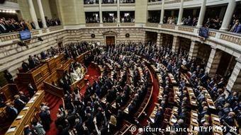 Στην Βουλή το ζήτημα διεκδίκησης πολεμικών επανορθώσεων από τη Γερμανία