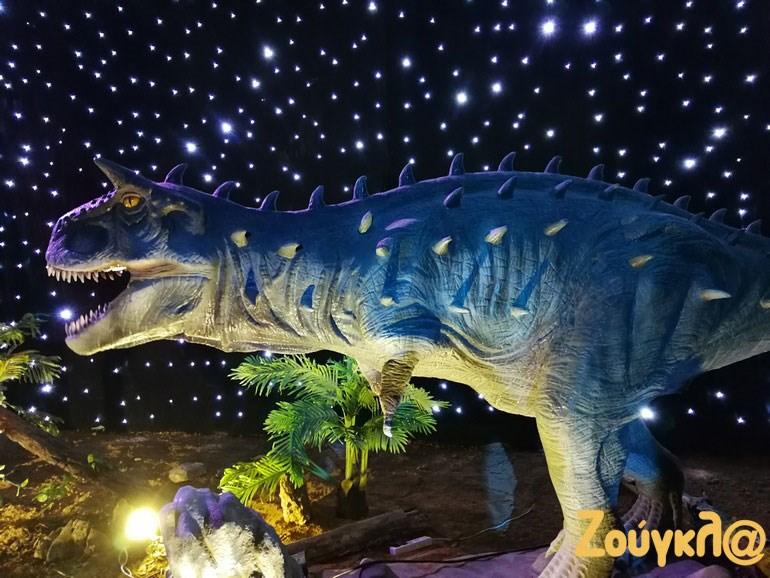 Το πάρκο των Δεινοσαύρων: Ένα ταξίδι στον χρόνο για μικρούς και μεγάλους Image