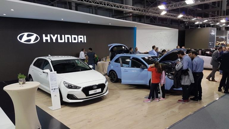 δυναμικό παρών της Hyundai