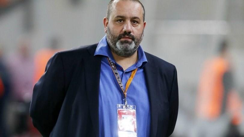 Κων/νος Καραπαπάς, διευθυντής επικοινωνίας της ΠΑΕ Ολυμπιακός